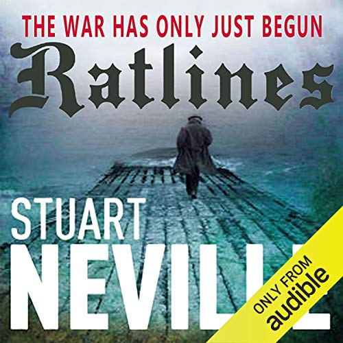 Couverture de Ratlines