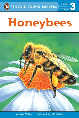 Honeybees (Penguin Young Readers, Level 3)