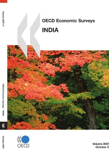 OECD ECONOMIC SURVEY: India 2007