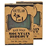 Best Handmade Soaps - Outlaw The Mountain Hideout Handmade Soap - In Review