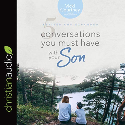5 Conversations You Must Have with Your Son cover art
