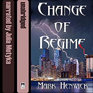 Change of Regime: An Athanate Novella cover art