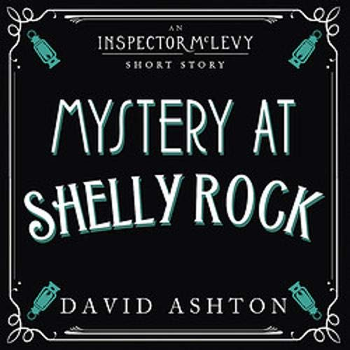 Mystery at Shelly Rock cover art
