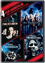 4 Film Favorites: Final Destination (Final Destination, Final Destination 2, Final Destination 3: Special Edition, The Final Destination) by Devon Sawa