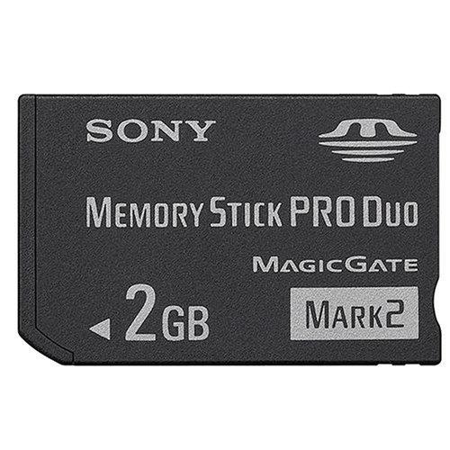 Sony Memory Stick Pro Duo 2GB Mark2 PSP Speicherkarte