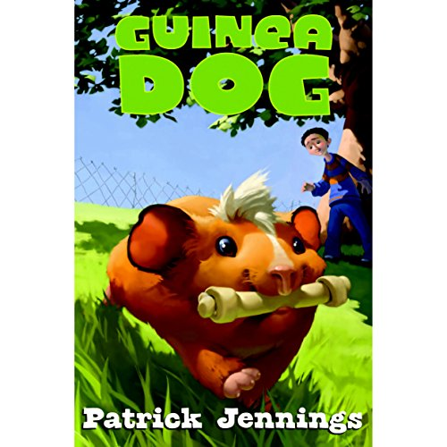 Guinea Dog cover art