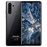 "Teléfono Móvil,Blackview A80Plus Smartphone Android 10 Móvil Libre,4GB+64GB,6.49"" HD+ Water-Drop Screen,4680mAh,13MP+8MP,Dual SIM/NFC/GPS/Face ID"