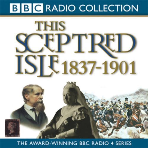 This Sceptred Isle Vol 10 audiobook cover art