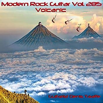 Modern Rock Guitar, Vol. 285: Volcanic'