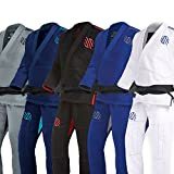Best Bjj Gis - Sanabul Essentials V.2 Ultra Light Pre Shrunk BJJ Review