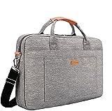 Mens Laptop Briefcase Sleeve Case Shoulder Bag for 15.6 Inch HP Pavilion NVY Spectre x360 OMEN X EliteBook 850