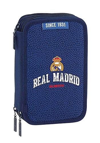 Safta Real Madrid Basketball, 41 nuttig, 210 x 60 x 105 mm