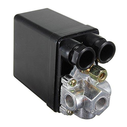 ILS - Heavy Duty Compressor drukschakelaar regelventiel 90-120PSI