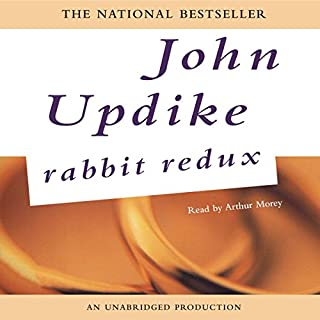 Rabbit Redux audiobook cover art
