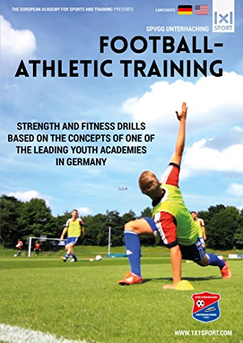 Football / Soccer Athletic Training - Strength and Fitness Drills