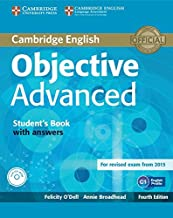 Objective Advanced Student's Book with Answers with CD-ROM Fourth Edition
