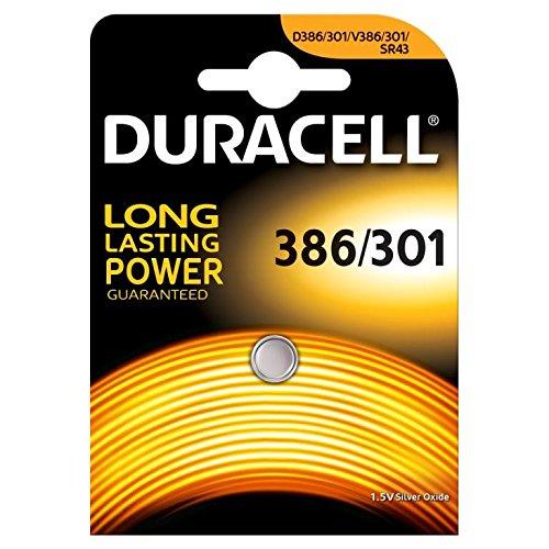 Duracell Uhrenbatterie SR43 1er Pack