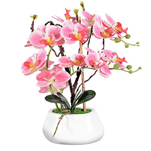 Flores Artificiales Decorativas Con Maceta flores artificiales  Marca VIVILINEN