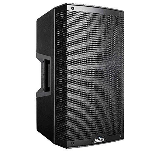 "Alto Professional Truesonic TS2 Lautsprecher, 550Watt Dauerleistung, Höchstleistung 1100Watt 15\"" Schwarz"