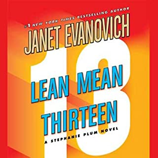 Lean Mean Thirteen audiobook cover art