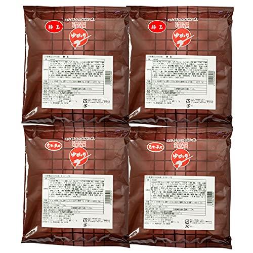 お好み焼ゆかり お好み焼 ゆかり 豚玉 もちチーズ 詰め合わせ 2種各2 お好み焼き 冷凍 大阪