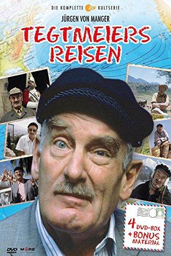 Tegtmeiers Reisen - Box [4 DVDs]