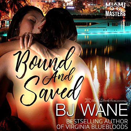 Bound and Saved  audiobook cover art
