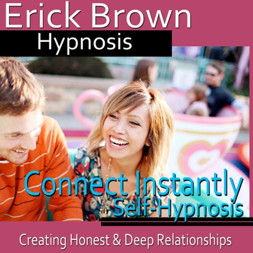 Connect Instantly Hypnosis Titelbild