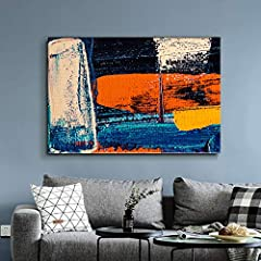 High defination pictures printed on high quality canvas. Stretched and framed, ready to hang for home decorations. 1.5 inches thick. A perfect canvas wall art for office, hotel, living room, bedroom, bathroom, dining room, kitchen, bar etc. Unique de...