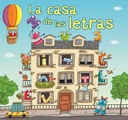 La casa de las letras (Cuentos de letras y números)