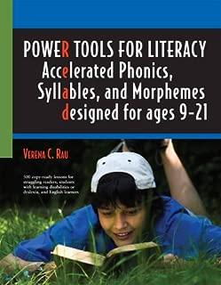 power phonics and literacy