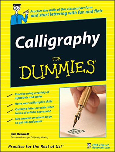 Calligraphy For Dummies (English Edition)