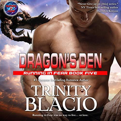 Dragon's Den audiobook cover art