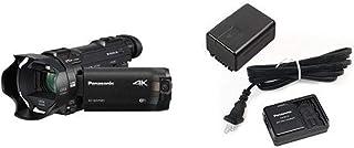 Panasonic HC-WXF991K Camcorder with free VW-PWPK Travel Pack