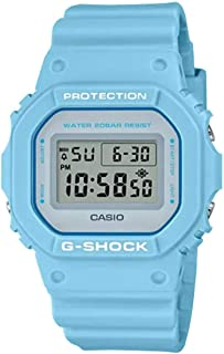 Casio DW5600SC-2 G-Shock Men's Watch Blue 43mm Resin