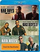 Bad Boys - 3 Movie Franchise Pack (Bad Boys (1995) /Bad Boys II/Bad Boys For Life)[3 Disc] (Blu-ray)