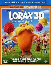 the lorax - il guardiano della foresta (blu-ray 3d+blu-ray+dvd+digital copy) Blu-ray Italian Import