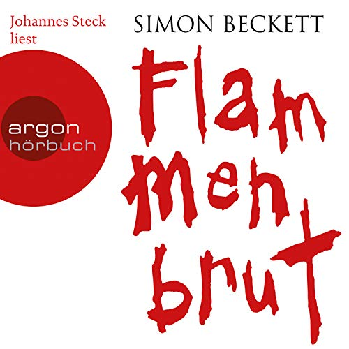 Flammenbrut audiobook cover art