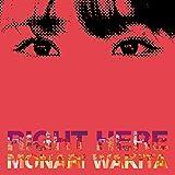 RIGHT HERE(初回限定盤DVD付)
