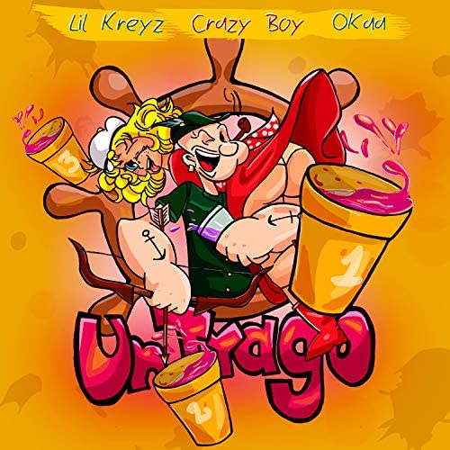Eduard Crazy Boy, Okaa & Lil Kreyz