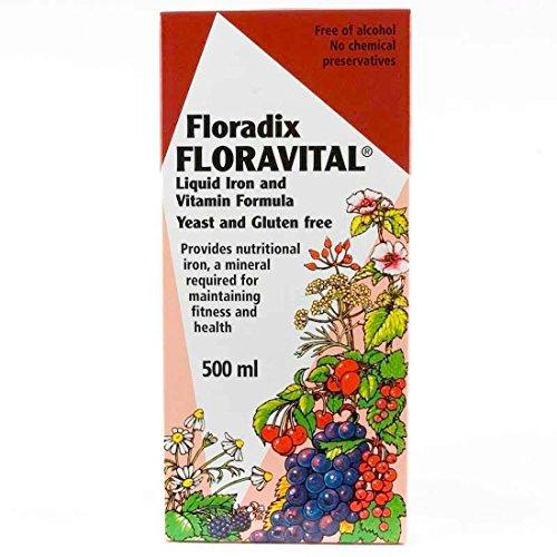 Floradix | Floravital Formula - Yeastfree | 500ML