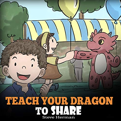Teach Your Dragon to Share cover art