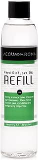 Acqua Aroma Rosemary Reed Diffuser Oil Refill 6.8 FL OZ (200ml) Contains Essencial Oils