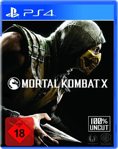 Mortal Kombat X [import allemand]