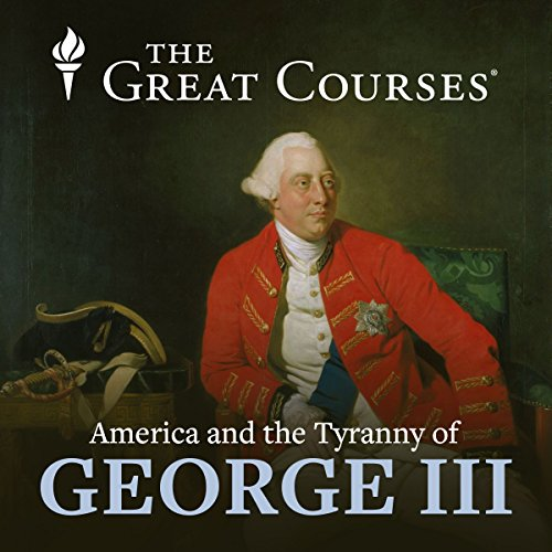 The Tyranny of George III audiobook cover art