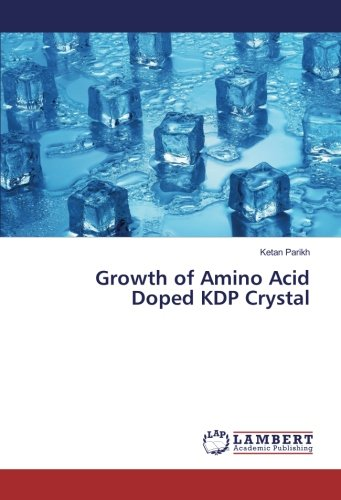 Growth of Amino Acid Doped KDP Crystal
