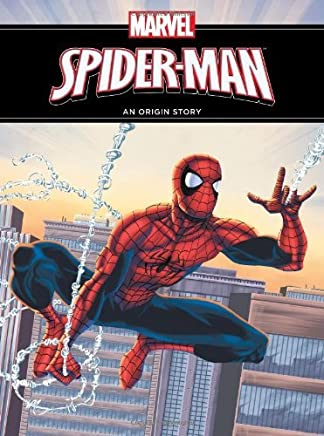 Spider-Man: An Origin Story by Jr. Thomas Rich (Adapter) (15-Jan-2013) Hardcover