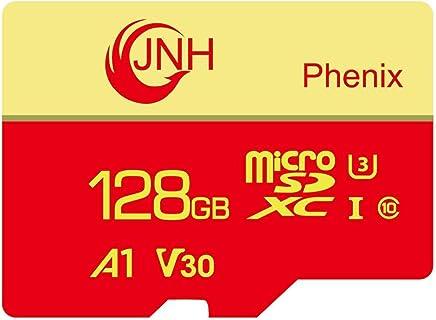 microSDカード microSDXCカード 128GB JNH 超高速Class10 UHS-I U3 V30 4K Ultra HD アプリ最適化A1対応 Nintendo Switch 動作確認済【国内正規品 5年保証】