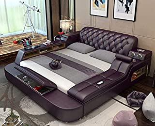 Best genuine leather ultimate bed Reviews