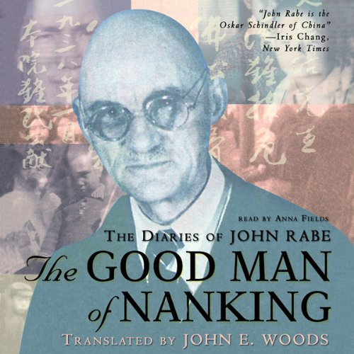 The Good Man of Nanking audiobook cover art